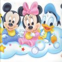 Mickey mouse window stickers (JDC207)